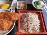 埼玉・一般道で行く小鹿野(わらじカツ丼)